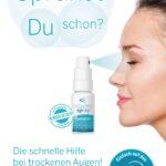 Einfach.Sauber.Sicher. ocuvers Augensprays bieten eine hygienische Anwendung in der Corona-Krise