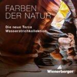 Symbiose zwischen Architektur und Natur: Die neue Terca Wasserstrichkollektion von Wienerberger