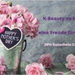 Am 10.05. ist Muttertag - 20% Gutschein Code Miss&Missy