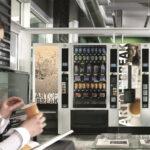 Automaten aufstellen lassen - necta wittenborg tango snackautomat kombi-vendingautomaten