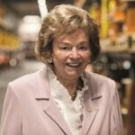 Unternehmerin Ursula Ida Lapp feiert 90. Geburtstag