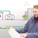 Woche des Wasserstoffs Nord: Gasnetz Hamburg nimmt mit Wasserstoff-Projekt mySMARTLife im Internet teil