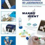 Etiketten für die Labor-Kennzeichnung von +130°C bis minus 196°C Grad