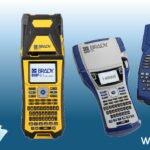 Mobile Etikettendrucker mit Bluetooh und WLAN
