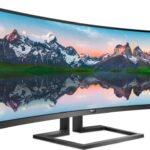 Vergessen Sie Multi-Monitor-Set-ups! Groß und mächtig: der Philips 498P9 von MMD