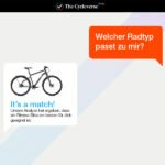 The Cycleverse launcht den Fahrrad-Finder und weitere Kaufberatungs-Services