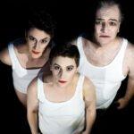 Feline & Strange - Wave Cabaret Band live im ART Stalker