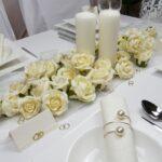 Silberhochzeit ist die 2. Hochzeit - jetzt noch einmal richtig feiern mit der passenden Tischdekoration