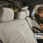 Travall® Guard Gepäckschutzgitter: Mehr Sicherheit für Kinder im Auto