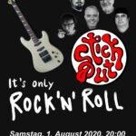 Stick Out - It's only Rock'n'Roll! Live Musik im ART Stalker Berlin