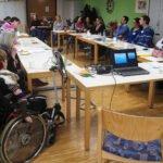 GWW Herrenberg eroertert Fragen zu selbstbestimmtem Leben für Menschen mit hohem Unterstuetzungsbedarf