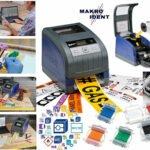 Sehr vielseitig einsetzbarer Etikettendrucker BradyPrinter i3300