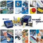 Etiketten für die allgemeine Kennzeichnung in Industrie und Labor