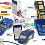 Mobile Brady Etikettendrucker für Industrie, Elektrik, Labor und vieles mehr