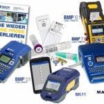 Etikettendrucker für den Laboreinsatz - Mobil und für den PC-Anschluss