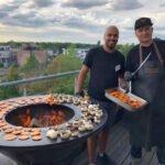 Let´s BBQ together - Kontaktlose Online-Grill-Events für Teams