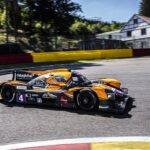Pressemitteilung: Erfolg bei der Hitzeschlacht in Spa-Francorchamps Laurents Hörr sammelt mit Platz 2 und Platz 6 Meisterschaftspunkte in zwei Serien.