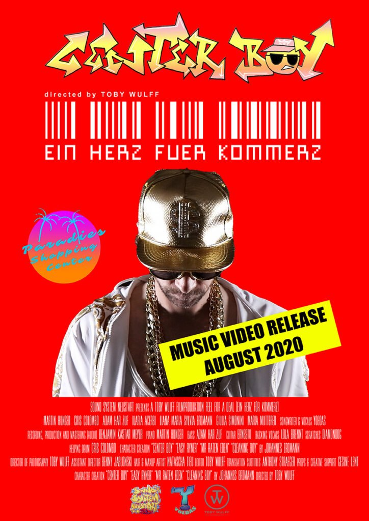 Music Video Release Deutsch