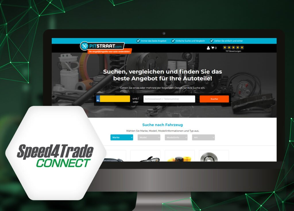 Speed4Trade-Pitstraat-Anbindung-Web