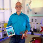Weltneuheit mit Fun-Faktor - Echte Drohnen online steuern