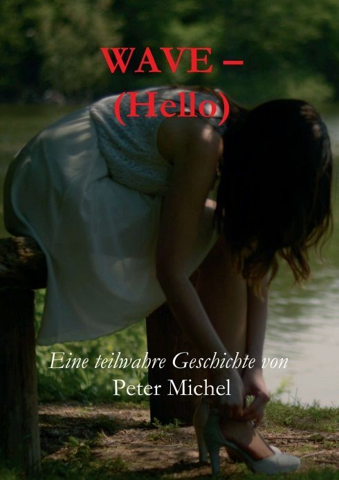 """Wave - (Hello)"" von Peter Michel"