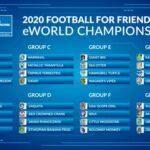 """Kinder aus mehr als 100 Ländern nehmen an den """"F4F"""" eWorld Championships 2020 teil. (Bildquelle: AGT/Football For Friendship)"""