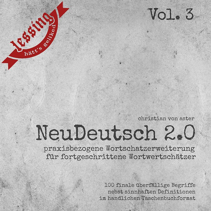 NeuDeutsch 2.0 – Cover