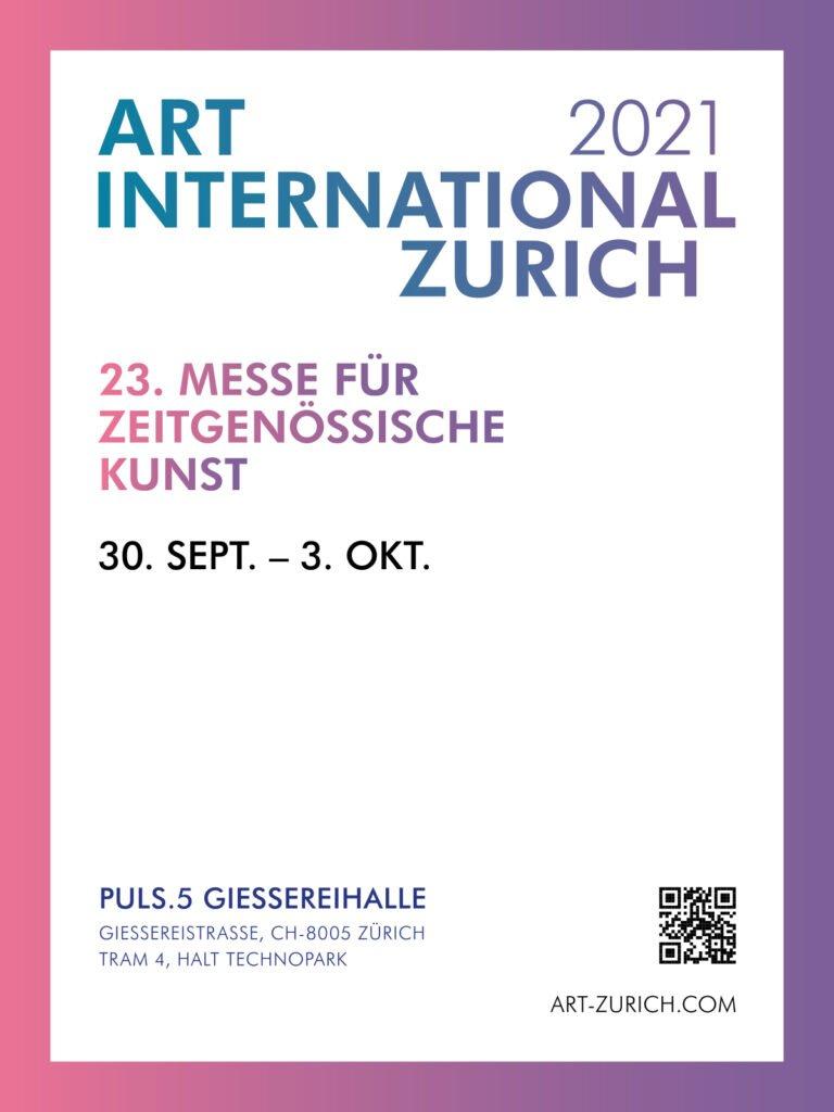 Kunstmesse Art International Zurich